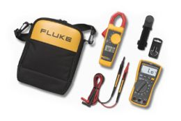 Fluke Multimeter set 117 & 323