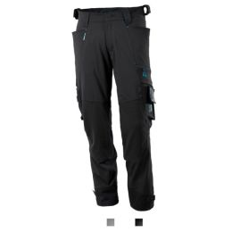 Mascot ADVANCED Broek met Kevlar en Dyneema kniezakken, 4-way stretch - 17097-311