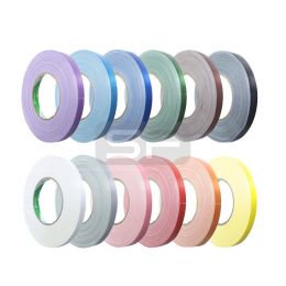 Nichiban gaffa tape 12 mm x 50 m in diverse kleuren