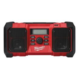 Milwaukee M18 Jobsite Radio DAB+ bouwradio