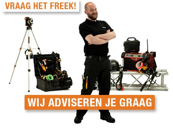 Vraag het aan Freek