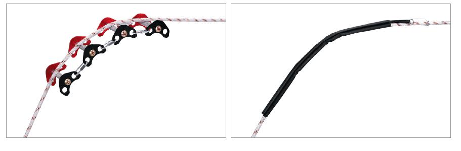 Touwen Snijden Onderhoud Lengte veiligheidsmiddel PBM Rope