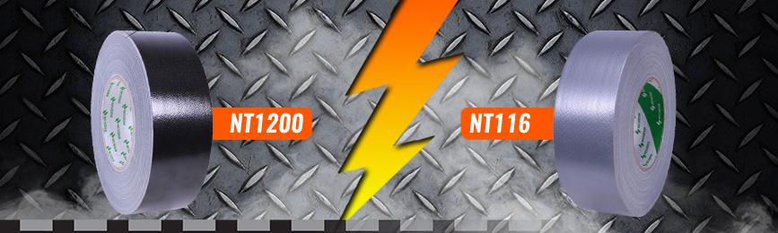 Verschil tussen Nt1200 en nt116
