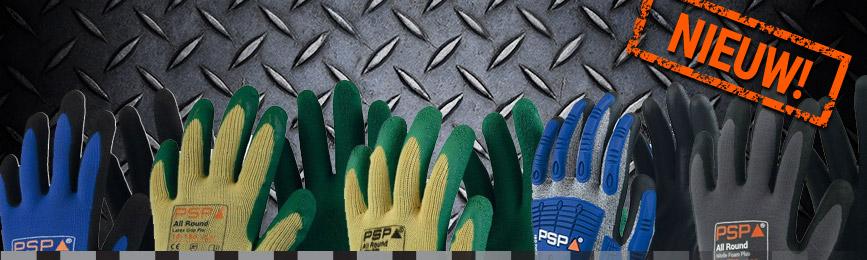 PSP werkhandschoenen
